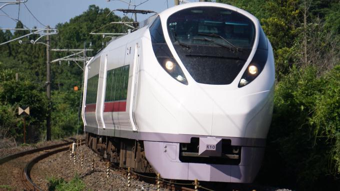 E657系 特急 ひたち 常磐線 東海 佐和