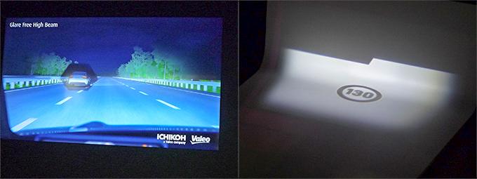 ヘッドライト 自動運転 情報