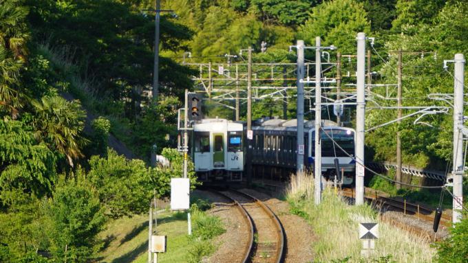 磐越東線 キハ110系 気動車 常磐線 E531系 電車