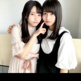 けやき坂46・柿崎芽実、欅坂46・長濱ねる