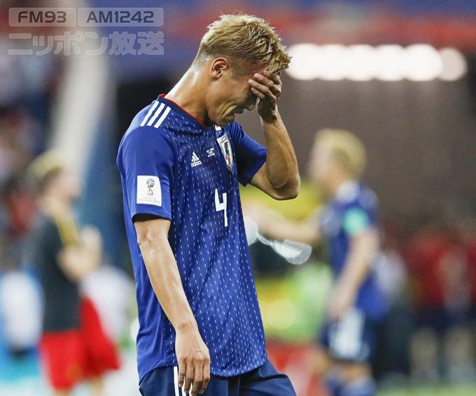 本田 敗退 ワールドカップ W杯