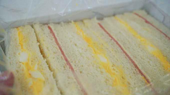 サンドイッチ 東海軒