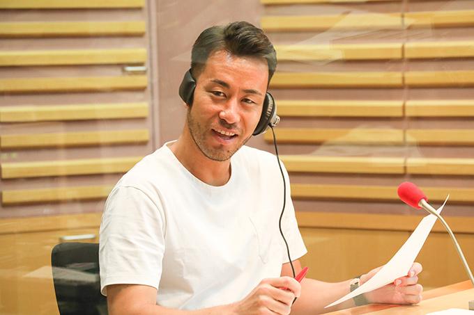 """サッカー日本代表・吉田麻也、初ラジオパーソナリティで""""きわどい質問 ..."""