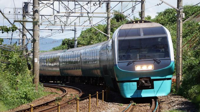 251系電車 特急 スーパービュー踊り子 東海道本線 早川~根府川間 弁当 駅弁