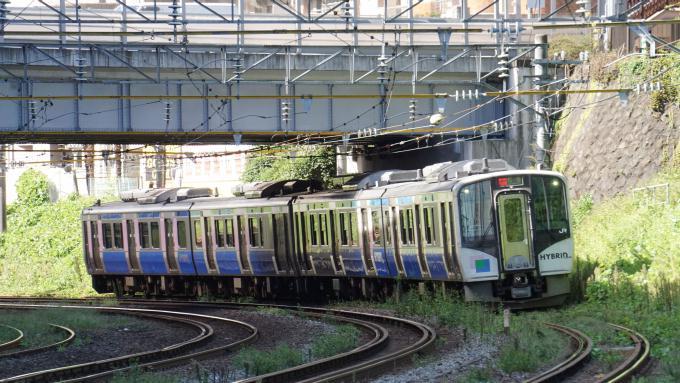 HB-E210系 仙石東北ライン 特別快速 石巻行 東北本線 仙台 東仙台 駅弁