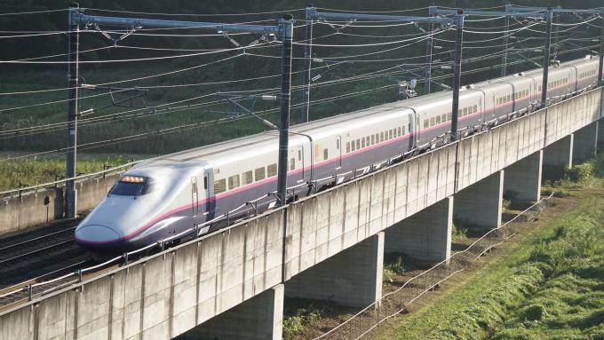 E2系 やまびこ 東北新幹線 白石蔵王 仙台 弁当 駅弁 こばやし おむすび