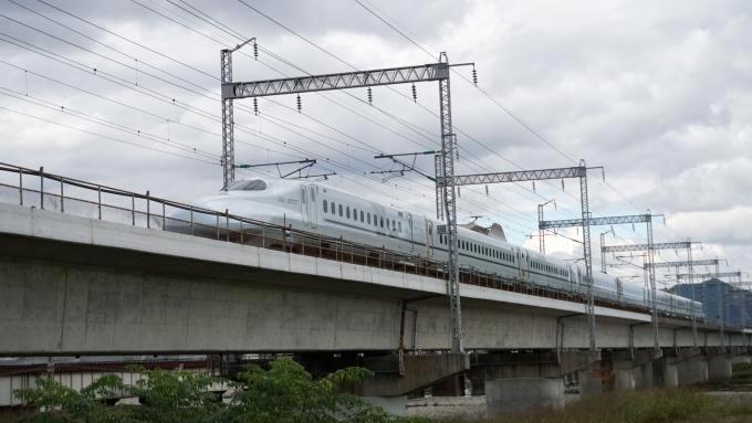 N700系 さくら 山陽新幹線 西明石 姫路 弁当 駅弁 まねき130年記念弁当 えきそば