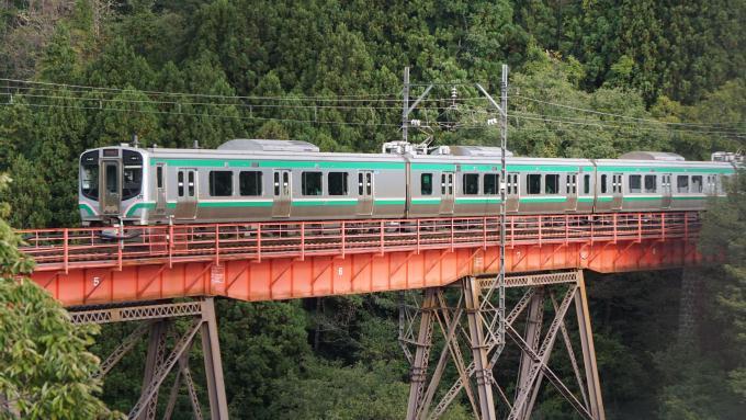 E721系電車 快速列車 仙山線 熊ヶ根 陸前白沢 弁当 駅弁 こばやし うに ウニ