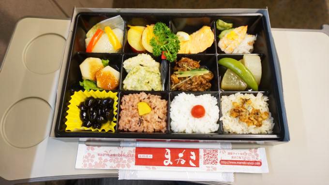 弁当 駅弁 まねき130年記念弁当 えきそば 岩田健三郎 まねき食品