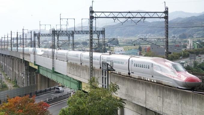 H5系 E6系 はやぶさ こまち 東北新幹線 福島 白石蔵王 こばやし 株式会社こばやし