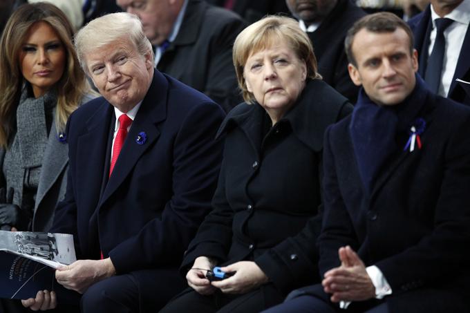 サラエボ ビスマルク フランス マクロン大統領 トランプ 第一次世界大戦 100周年