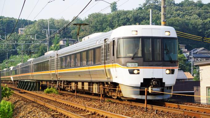 383系電車 特急 しなの 中央本線 土岐市 多治見 駅弁 弁当 みそカツ