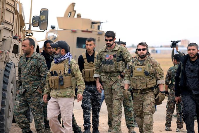 ダンケルク 撤収 撤兵 シリア イスラム ISIL アメリカ 米軍 サンダース トランプ