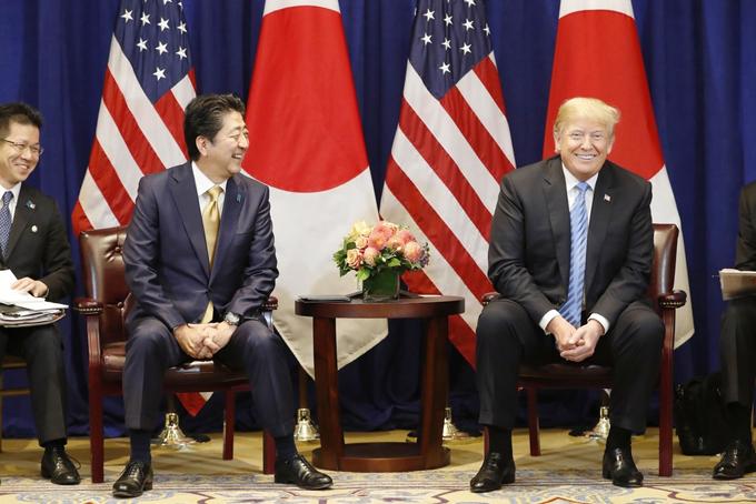 トランプ 安倍総理 欧米訪問 G20 4月 ゴールデンウィーク 10連休 日米 会談