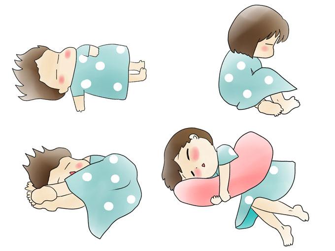 人 うつぶせ で 寝る