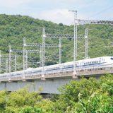 N700A新幹線電車「ひかり」、山陽新幹線・岡山~相生間