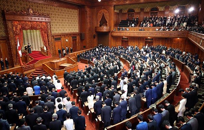 ニッポン放送 NEWS ONLINE参議院議員らが国会に登院~れいわ新選組・N国党に注目集まる
