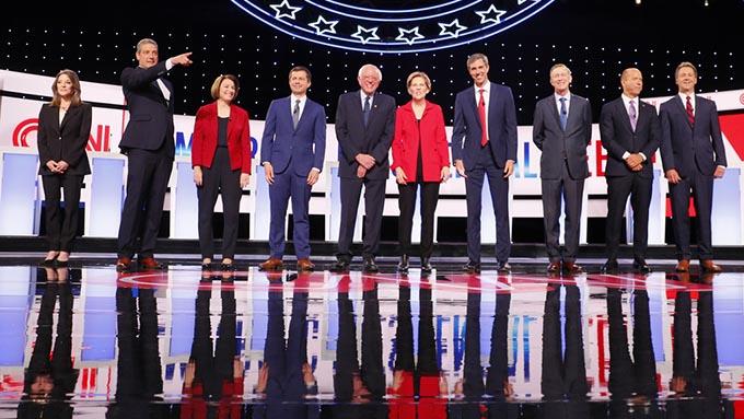 来年のアメリカ大統領選挙、民主党が勝つために必要な条件 – ニッポン ...