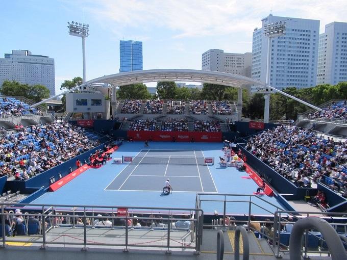 楽天 オープン テニス 2019