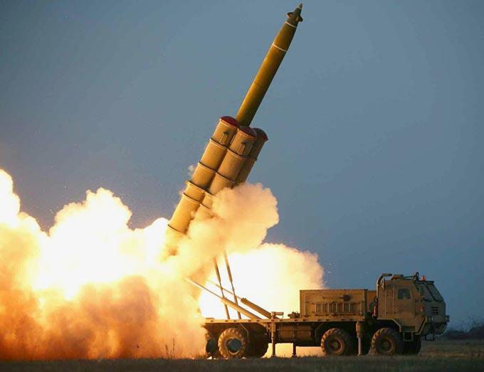 北朝鮮の弾道ミサイル発射は韓国へのメッセージ – ニッポン放送 NEWS ...