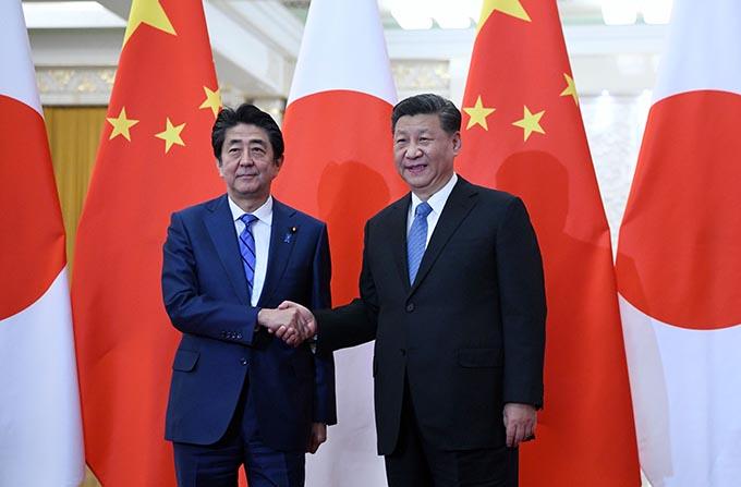 日中首脳会談~握手の裏にあるそれぞれの思惑 – ニッポン放送 NEWS ONLINE