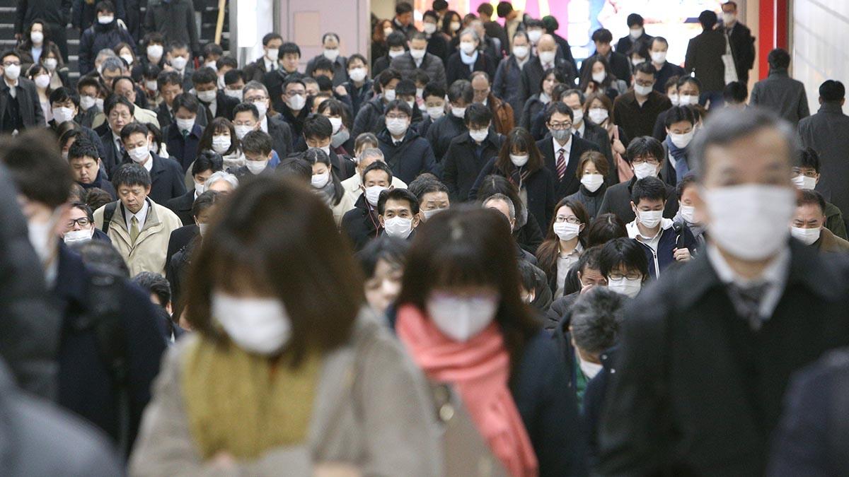 日本 死者 コロナ ウイルス
