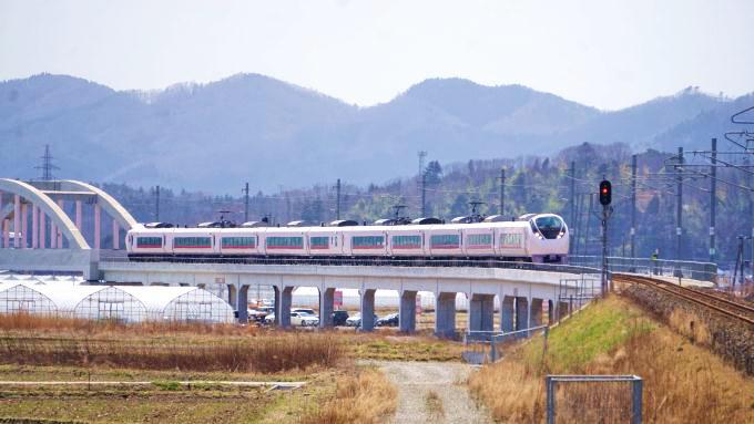 ひたち 仙台 特急 9年ぶりに常磐線特急が仙台駅へ、JR東