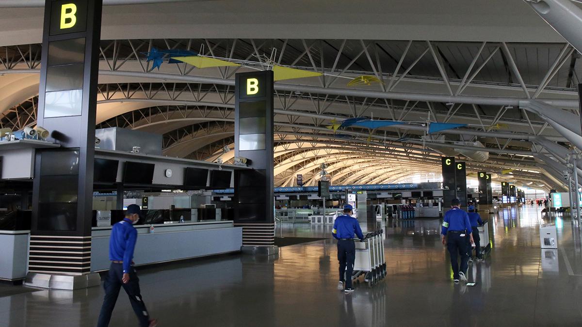 羽田空港 pcr