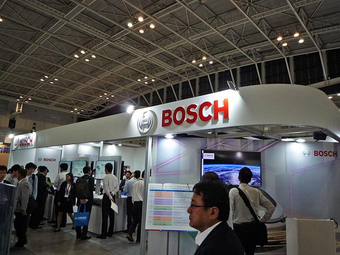 世界最大の部品メーカー、ボッシュ 自動運転技術に力を入れる(2018年 人とくるまのテクノロジー展から)