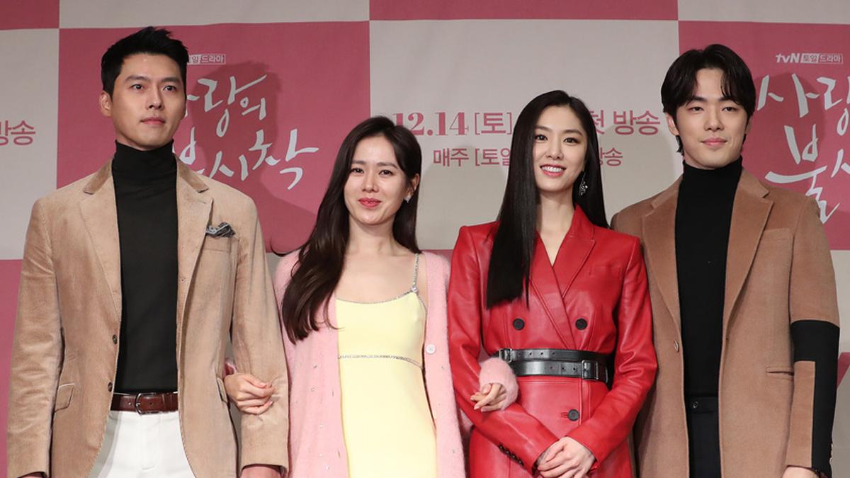 ドラマ 愛 韓国 の 不時着