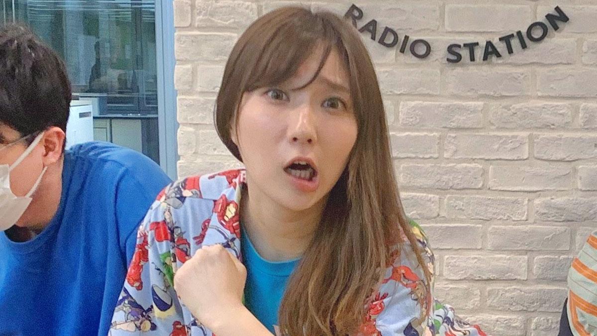 ラジオ ウ ファースト サマー イカ