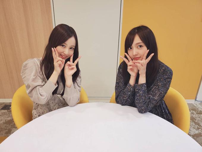 乃木坂46 星野みなみ、新内眞衣