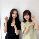 佐藤詩織、尾関梨香(2019年6月9日放送分)