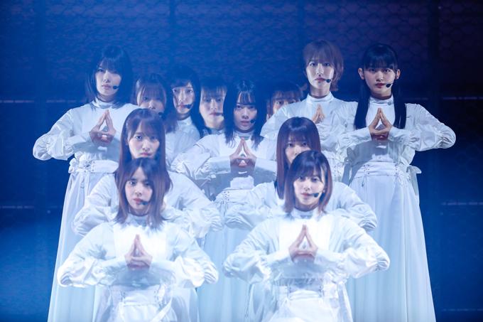 欅坂46 カメラ:上山陽介