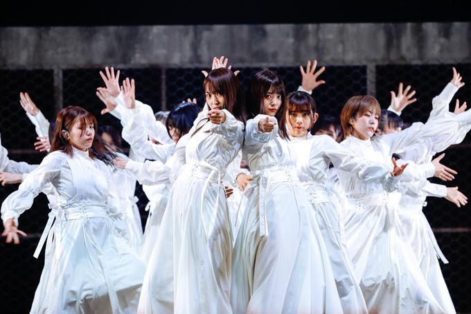 櫻坂46 カメラ:上山陽介