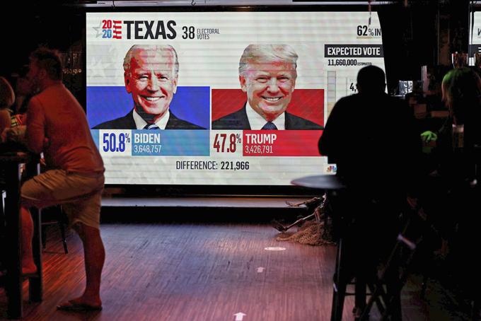 速報 開票 アメリカ 大統領 アメリカ大統領選 開票速報