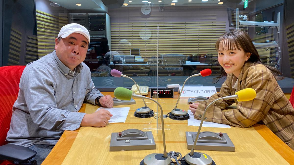 ドランクドラゴン・塚地武雅が12月度のゲスト ももクロ・百田夏菜子のラジオドラマのプロジェクト