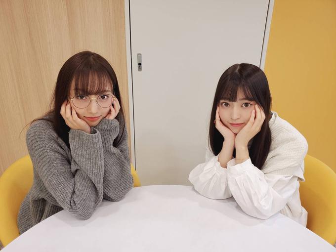 乃木坂46 新内眞衣、阪口珠美