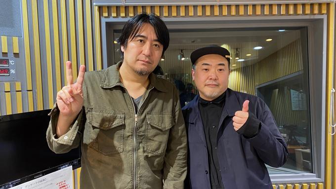 テレビ東京プロデューサー・佐久間宜行、構成作家・オークラ