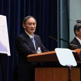 2021年2月2日、会見を行う菅総理~出典:首相官邸ホームページ(https://www.kantei.go.jp/jp/99_suga/actions/202102/02kaiken.html)