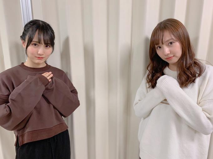 乃木坂46 賀喜遥香、新内眞衣
