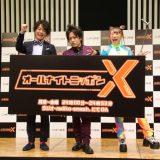 『オールナイトニッポンX』パーソナリティ・ぺこぱ(左)とフワちゃん(右)