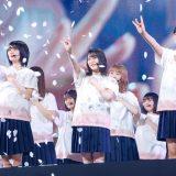 櫻坂46 デビューカウントダウンライブ!!  カメラ:上山陽介 (C)Seed & Flower LLC