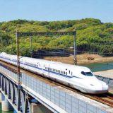 N700S新幹線電車「のぞみ」、山陽新幹線・新倉敷~岡山間