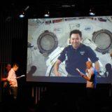 2012年9月19日深夜「宇宙飛行士・星出彰彦とEXILE・NESMITHのオールナイトニッポン」史上初、日本人宇宙飛行士によるラジオパーソナリティ、JAXA宇宙飛行士・星出彰彦さんが、国際宇宙ステーションから生中継で登場