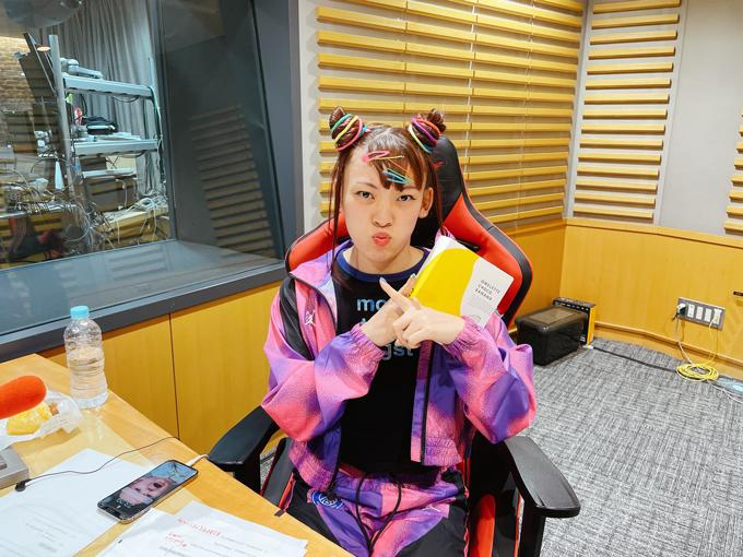 ニッポン放送の偉い人から スイーツをもらったフワちゃんは 現在ダイエット中!! 自我を保てるか!?