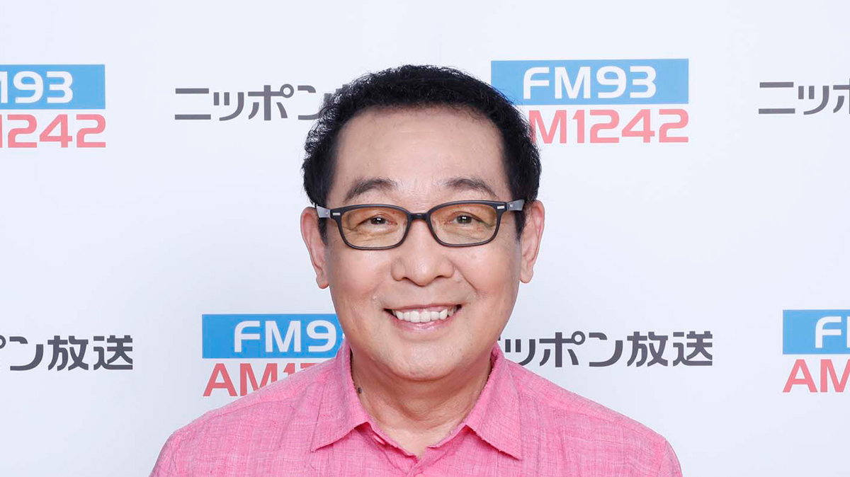 さだまさし、約9年ぶり「オールナイトニッポン」で倉本聰と共に田中邦衛への想いも語る