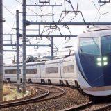 京成AE形電車「スカイライナー」、京成本線・町屋~千住大橋間