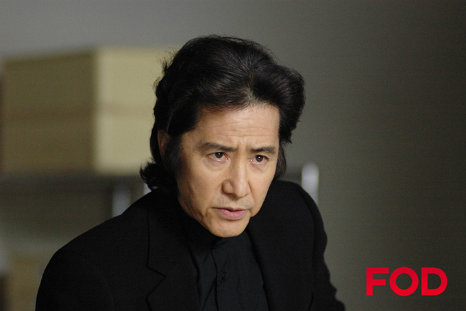 ※写真は「古畑任三郎ファイナル第1夜 今、甦る死」より(2006年1月3日放送)