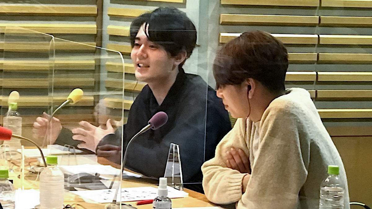 人気声優・西山宏太朗&駒田航、キザで恥ずかしいセリフに挑戦『ようこそ妄想営業部へ 』を特集